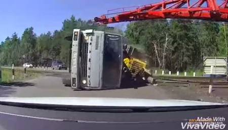 Veoauto pani külje maha