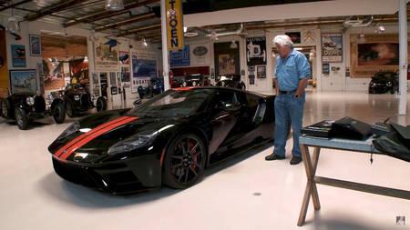 Jay Leno Ford GT 2017