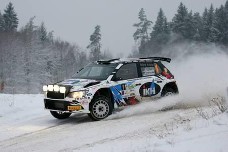 Kalle Rovanperä, Risto Pietiläinen (Foto: Raivo Remmelgas)