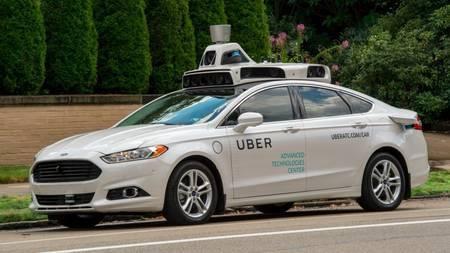 Uber alustas Pittsburghis isesõitvate autodega taksoteenuse pakkumist