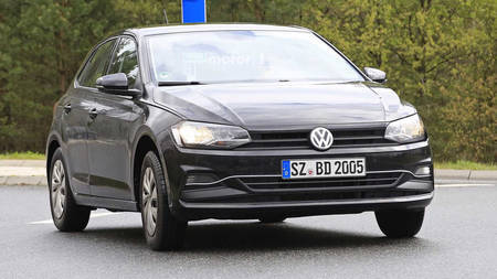 Volkswagen Polo 2018 (Motor1)