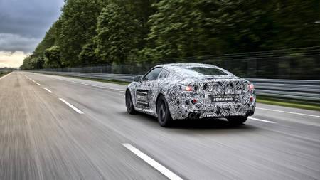 BMW M8 teaser