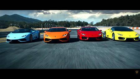 Lamborghini kõik Huracanid