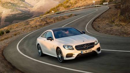 Mercedes-Benz E-klass kupee 2018