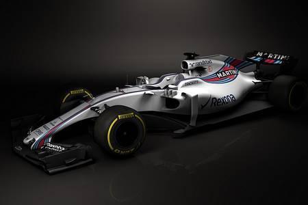 Williams F1 FW40