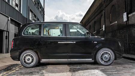 Värske Londoni takso LEVC TX