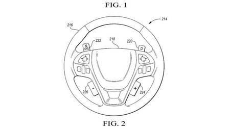 Fordi rooli patent