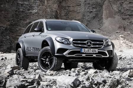 Mercedes-Benz E-Class All-Terrain 4x4²