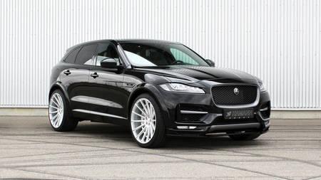 Jaguar F-Pace Hamann