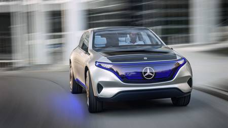 Mercedes Generation EQ ideeauto