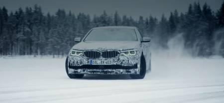 BMW Alpina 5. Series