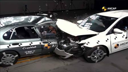 Toyotade kokkupõrketest