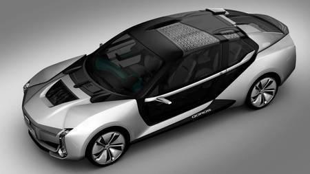 Qoros K-EV ideeauto