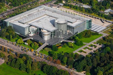 Volkswagen tehas Dresdenis