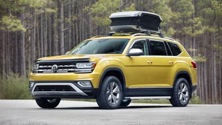 Volkswagen Atlas Weekend Edition 2017