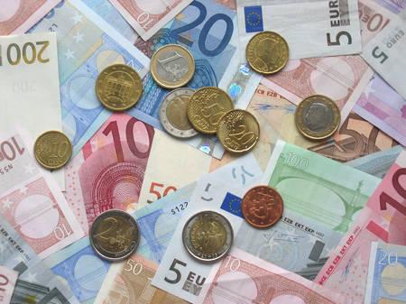Euro, raha