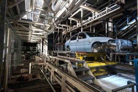 Longbridge MG Rover