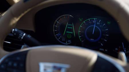 Cadillac CT6 2018 Super Cruise