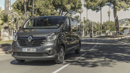 Renault Trafic Spaceclass