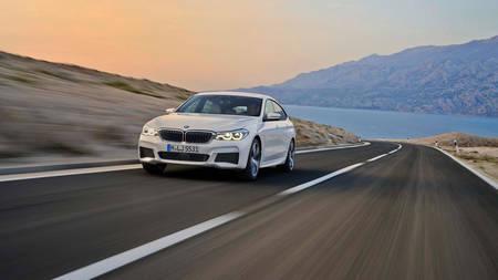 BMW 6. seeria Gran Turismo 2018