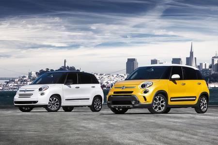 Fiat 500L Lounge ja Trekking