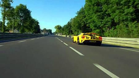 Ken Block Ford GT roolis