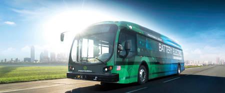 Proterra buss