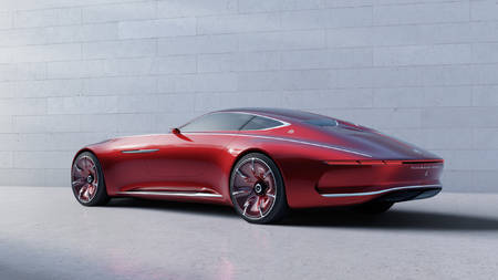 Mercedes-Maybach 6 Concept