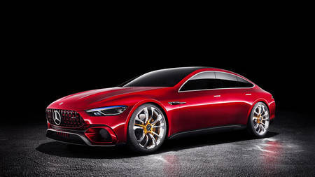 Mercedes-AMG GT ideeauto