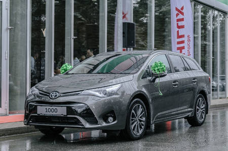 Toyota Merko