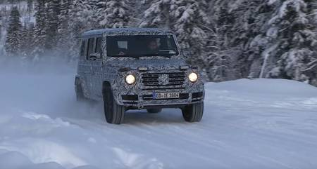 Mercedes-Benz G-klass 2018