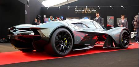 Aston Martin AM-RB 001 (Fotod: Motor1)