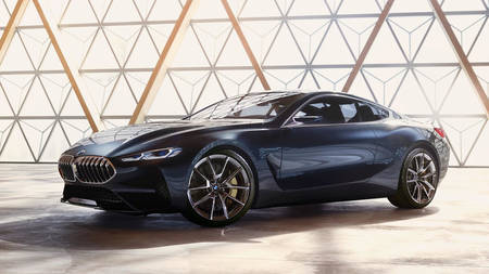 BMW 8. seeria ideeauto
