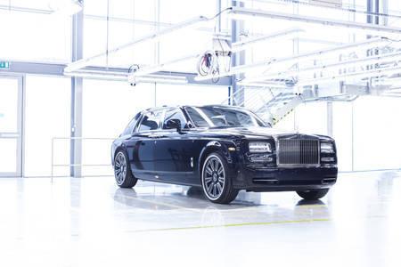 The Last Rolls Royce Phantom VII
