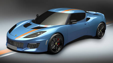 Lotus Evora 400 Exclusive