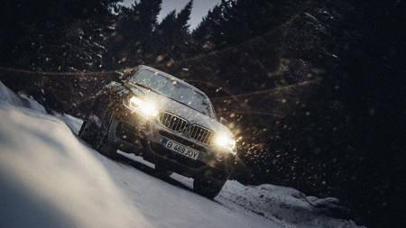 BMW X6 Rumeenias