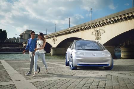 Volkswagen ID EV concpet