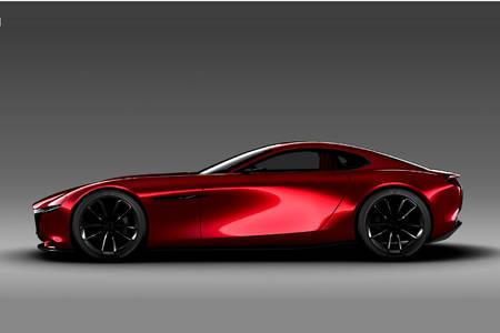 Mazda RX-VISION ideeauto