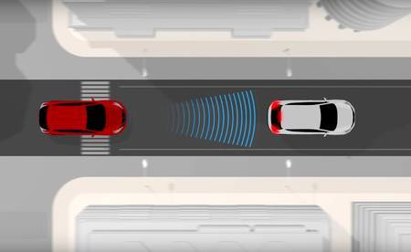 Nissan Automatic Emergency Braking