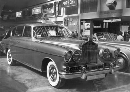 Rolls-Royce Silver Wraith Vignale