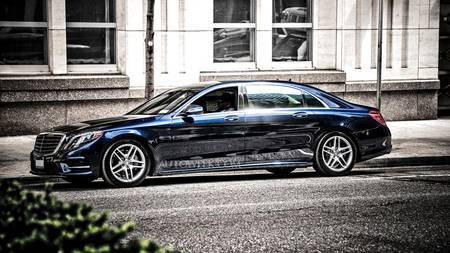 Mercedes S600 Maybach 2015