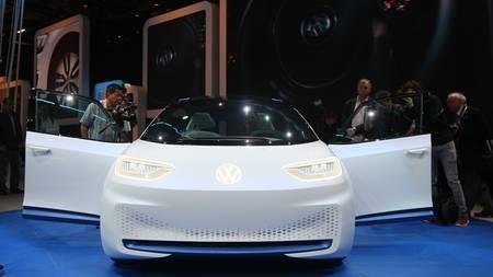 Volkswagen I.D. ideeauto Pariisis
