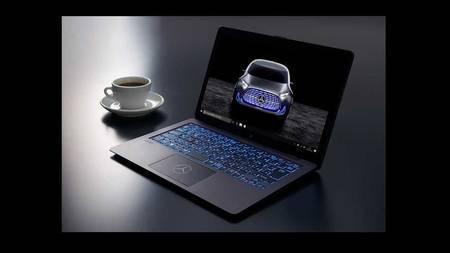 Sony ja Mercedes-Benzi ühine VAIO Z sülearvuti