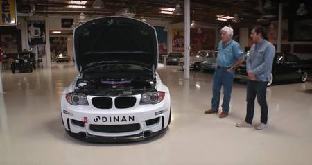 BMW 135i sai V8 mootori
